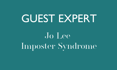 Jo Lee Imposter Syndrome