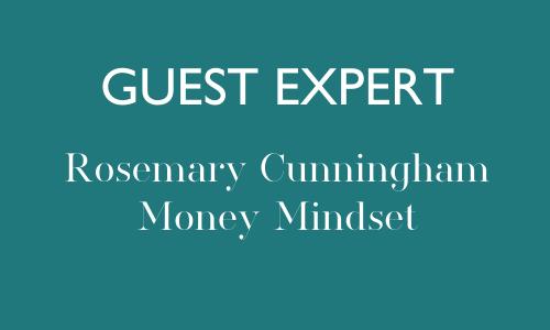 Guest expert Rosemary Cunningham
